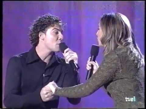 David Bisbal - Mi Estrella (Con Gisela)
