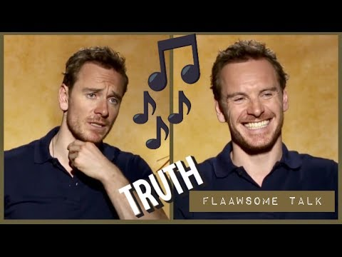 Michael Fassbender: on being a complicated person - and showing off his weird special talent...