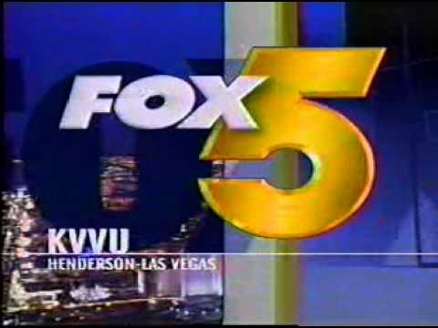 kvvu fox 5 station id 1999 youtube