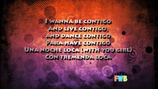 Enrique Iglesias Bailando English Version HD lyric