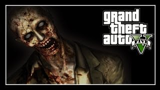 GTA V: Extras #7 - ZUMBI NO GTA 5? (Easter Egg)