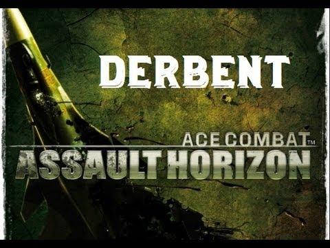 Ace Combat Assault Horizon PC: Derbent 8th mission