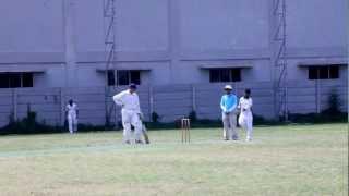 Anji Bowling Action 1
