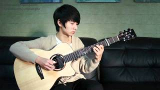 Hisaishi Joe Howl 39 S Moving Castle Theme Sungha Jung