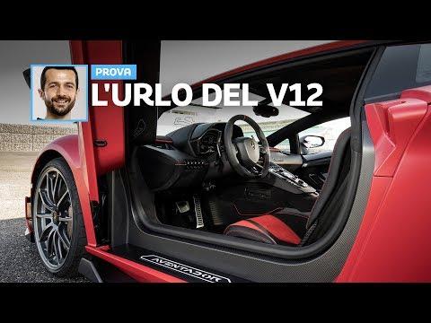 Lamborghini Aventador SVJ  Dal record al Ring allurlo del V12 allEstoril