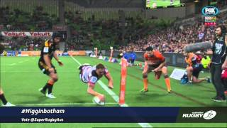 Super Rugby: Try Time Round 12 | Super Rugby Video Highlights 2015