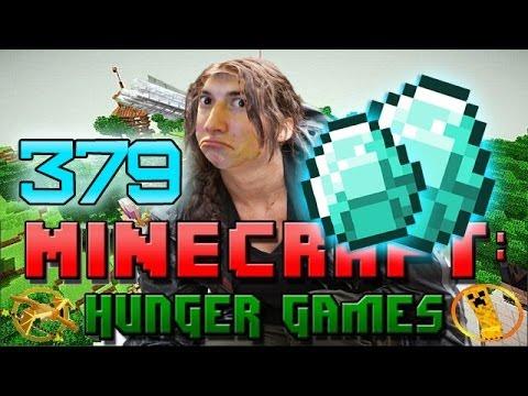 Minecraft: Hunger Games w/Mitch! Game 379 - RICH MAN SWAG!