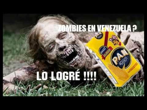 Saqueos en Venezuela. Saqueo Zombie a Panaderia de Caracas. Hambre en Venezuela.