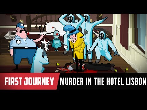 Murder in the Hotel Lisbon: Gameplay First Look