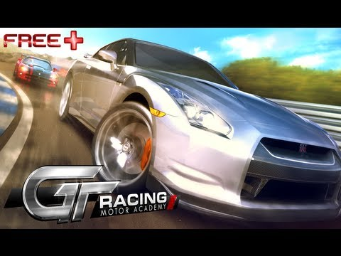 GT Racing: Motor Academy Free + - Android - Official trailer