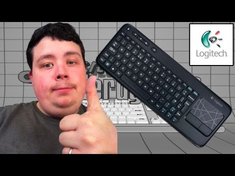 Reviewing Logitech K400 Wireless Touch Keyboard - HTPC. Media Center. PLeX. XBMC