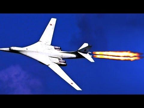 Ядерный белый лебедь ТУ-160. Российский сверхзвуковой бомбардировщик