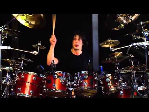 Mike Mangini Audition For Dream Theater video