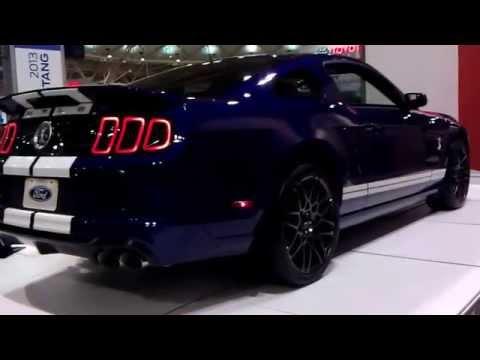 2013 MUSTANG COBRA GT500 vs 2013 CHALLENGER SRT 392 HEMI