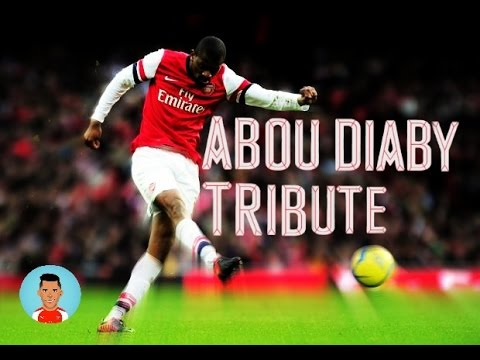 Abou Diaby Tribute (2006-2015)