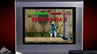 MK Emulation - Mortal Kombat II from MK Shaolin Monks for PlayStation 2