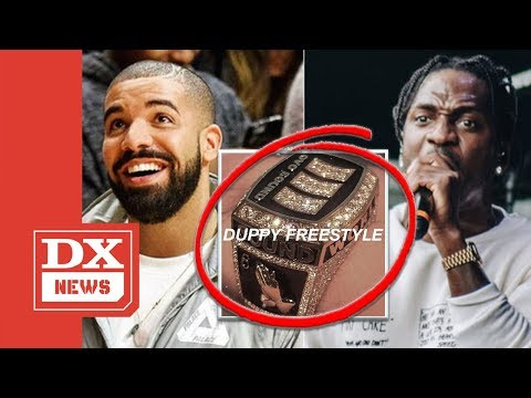 """Drake Responds To Pusha T """"Infrared"""" Diss With """"Duppy Freestyle"""" After 'Daytona' Release"""