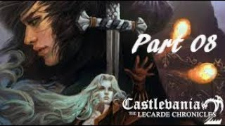 Lancer Plays Castlevania: The Lecarde Chronicles 2 - Part 08: Brambled