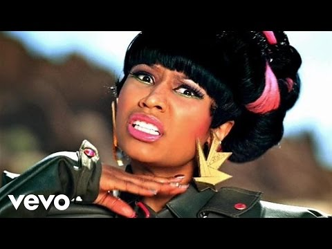 Nicki Minaj feat. Sean Garrett Massive Attack retronew