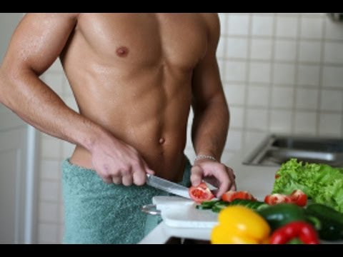 6 Minute Six Pack Meals - Healthy Pizza for 6 Pack Abs
