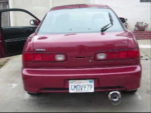 Exhaust Integra ls 2000 Integra ls With Cheap