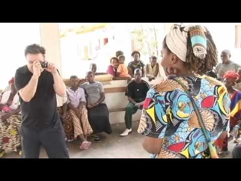 From Congo with Love - Rankin in the DRC Video