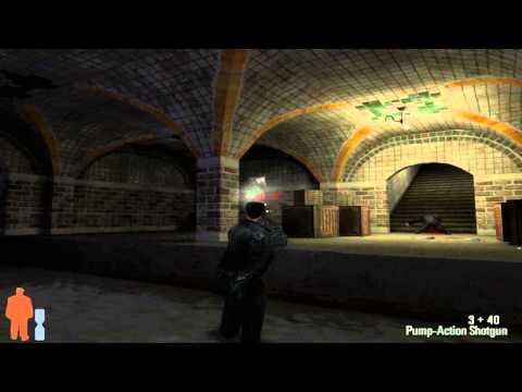 Baleando os fdp no Max Payne