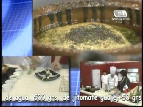 Tostadas de Arroz, Recetas Mexicanas.