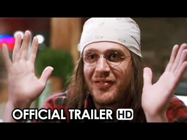 The End of the Tour Official Trailer (2015) - Jason Segel, Jesse Eisenberg HD