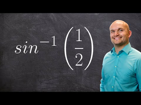 Finding the Inverse of the Sine Function