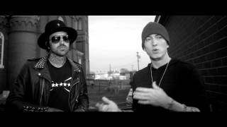 "Eminem and Yelawolf Discuss ""Love Story"""