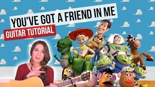 Watch Toy Story Youve Got A Friend In Me video
