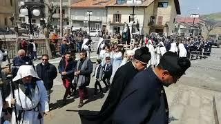 Capizzi processione venerdi santo mattino 2019
