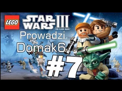 ➘ Let's Play / Zagrajmy w Lego Star Wars 3  PC odc 7 Strzępy Terroru  PL HD