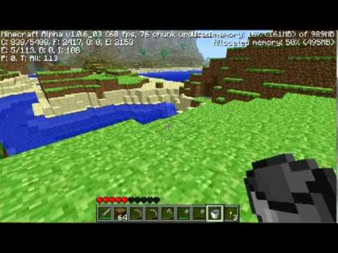 Minecraft - How to build a zombie water trap