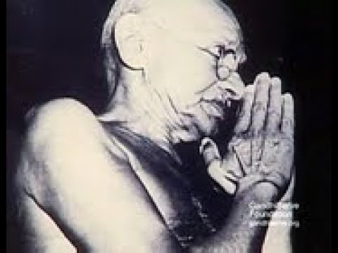 Mahatma Gandhi : Film : Mahatma Gandhi - Pilger des Friedens (German, 16 min.)