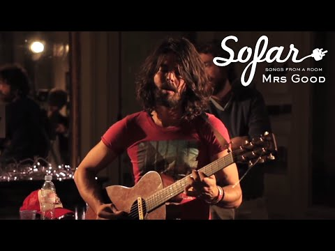 Mrs Good - Quest Of Joy | Sofar Paris (#348)