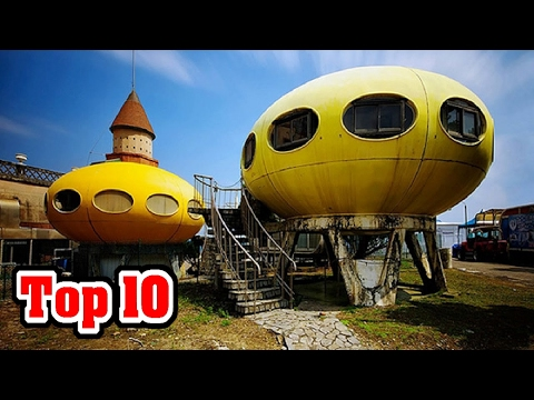 Top 10 Most Disturbing Places On Earth