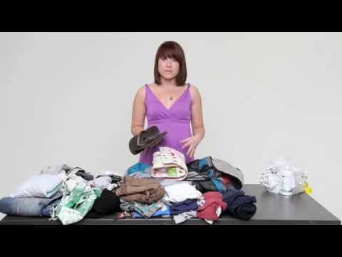 How to Pack Your Bag for Europe for Girls - Part 1