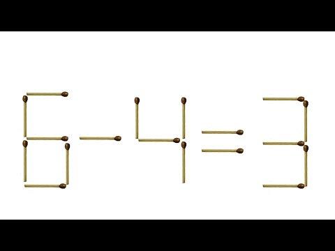Математическая головоломка  2