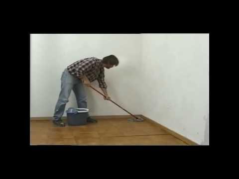 C mo encerar un suelo con o sin brillo youtube - Como sacar aceite del piso ...