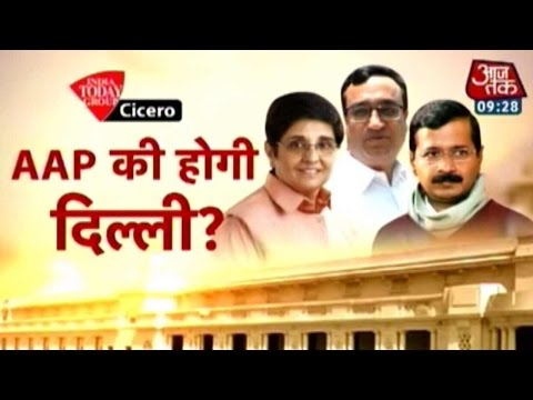 Delhi elections: Analysing the India Today Cicero poll