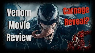 VENOM MOVIE REVIEW (SURPRISINGLY FUN BUT INACCURATE)   CARNAGE AND SPIDERMAN SEQUEL?! (Venom Movie)