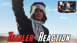 AJ's Battlefield 1 Single Player - Angry Trailer Reaction!