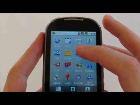 Samsung Corby Smartphone (i5500), Recensione In Italiano By Androidworld.it video