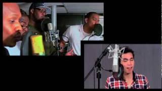 Nothin On You + Hey Soul Sister (ft. AHMIR)