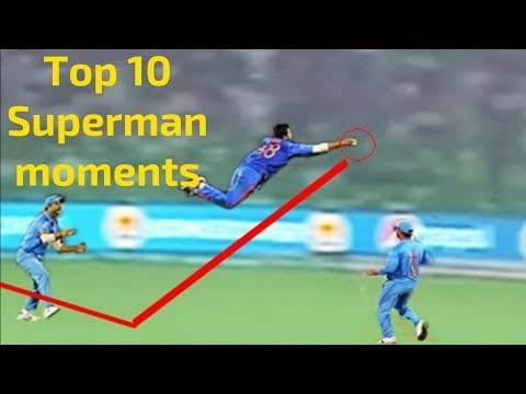 Top 10 Best Fielding in Cricket History - Unbelievable Fielding in Cricket Ever 2018