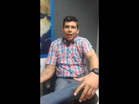 Lino Torregroza Especialista en Gestión Ambiental habla de los daños al Río Manzanares