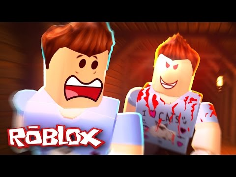 Roblox Adventures / The DenisDaily Obby / Escaping Evil Denis!!