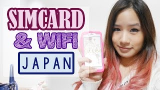 Getting a SIMCARD & WIFI in JAPAN